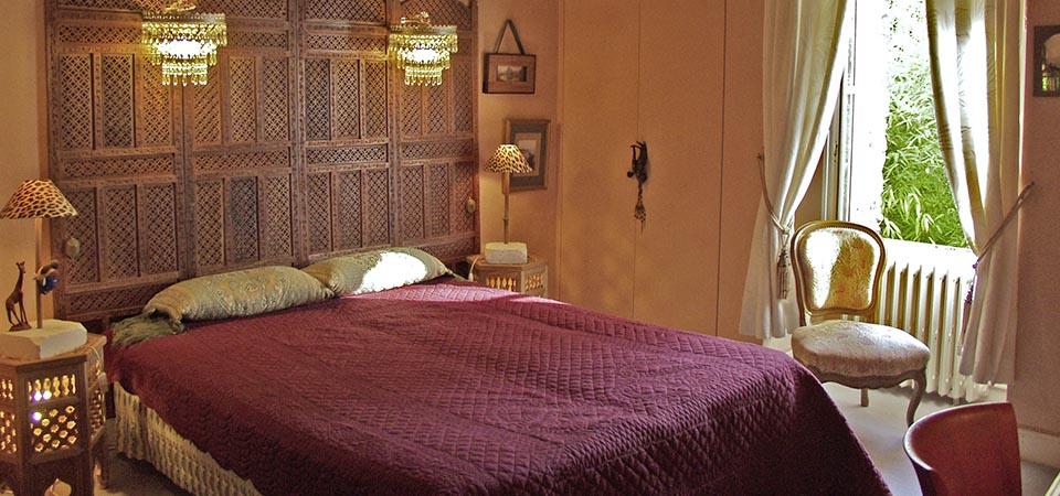 Fontainebleau chambre d 39 h tes la cerisaie l 39 orientale - Chambres d hotes fontainebleau ...