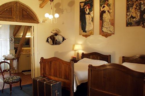 Fontainebleau chambre d 39 h tes la cerisaie les chambres - Chambres d hotes fontainebleau ...